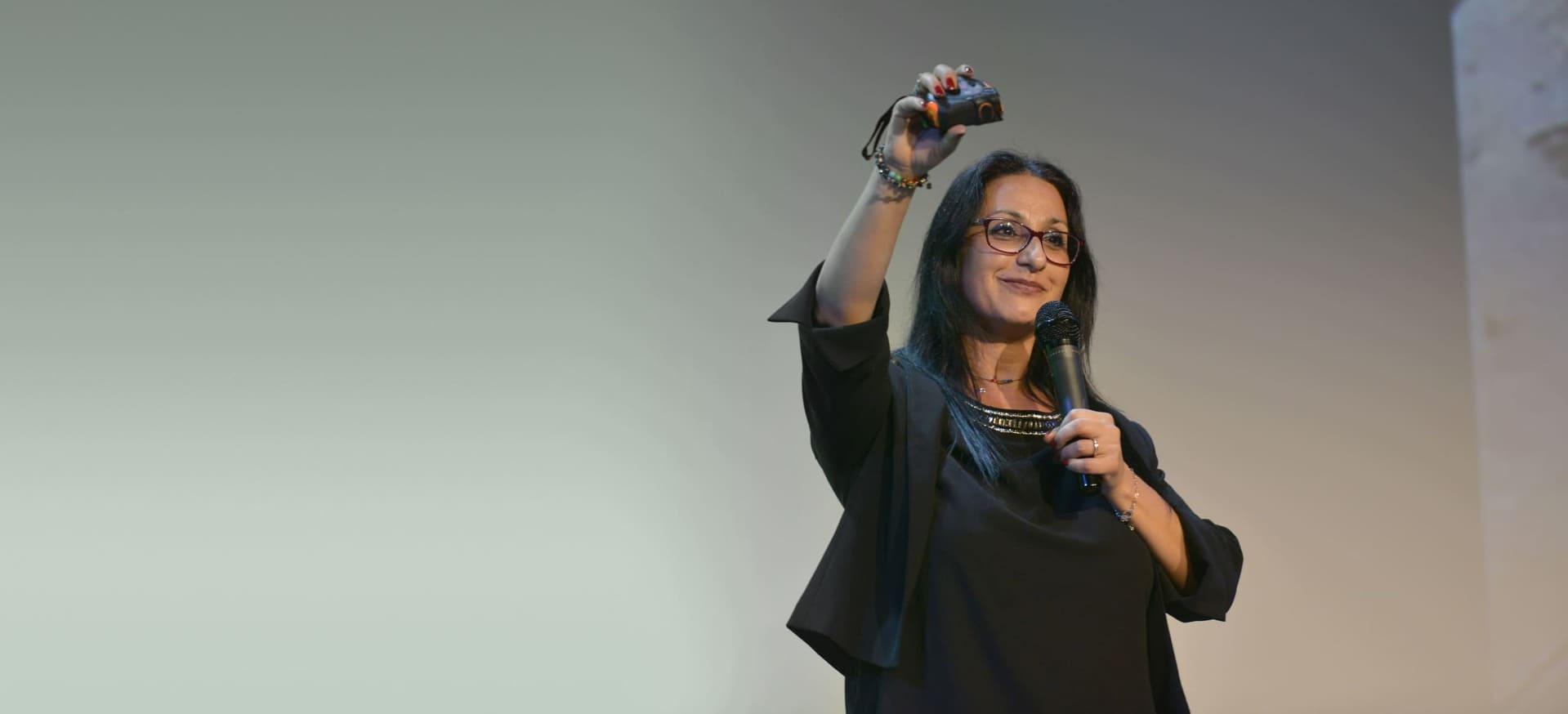 Sandra Heyvolution Confenrence Slider